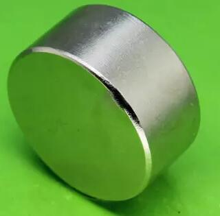 1pcs Neodymium N50 Dia 60mm x30mm Strong Magnets Disc NdFeB Rare Earth Crafts Models Fridge Sticking 60*30mm 60mm*30mm