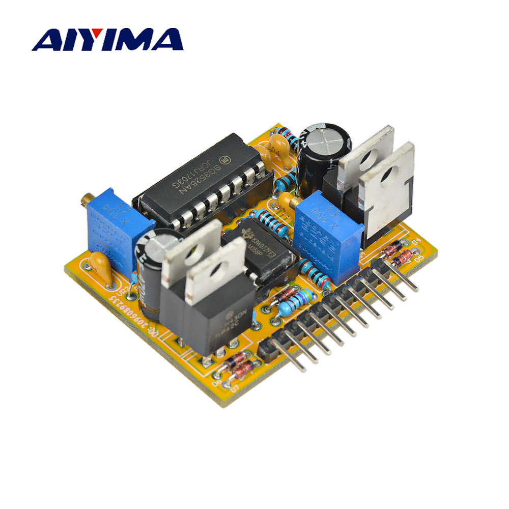 Aiyima SG3525 Inverter Pre-driver Board Amorphous Low High Frequency Drive Module Aiyima SG3525 Inverter Pre-driver Board Amorphous Low High Frequency Drive Module
