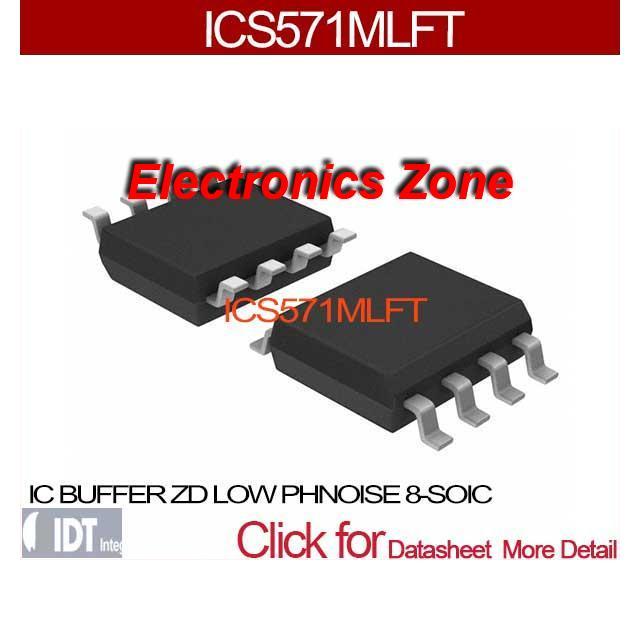 570BILFT IC MULTIPLIER//ZD BUFFER 8-SOIC 570 570B 5PCS