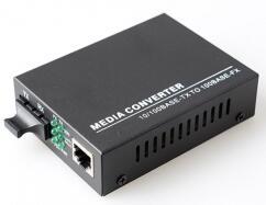 Media Converter Multimode, 10/100M Media Converter/Multimode Dual Fiber 0-2KM