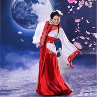 Chinese Ancient Costume Dress Cosplay Costume Chinese Traditional Costume Ancient Tang Dynasty Hanfu Women's Hanfu Dresses
