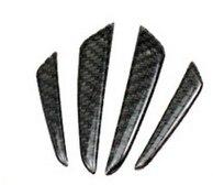 4PCS Car Anti-Collision Strip Bumper Protector Door crash bar for AUDI a1 a3 a4L a4 a5 a6 b8 c5 c6 b7 a6L a7 a8L S5 S a8 S8