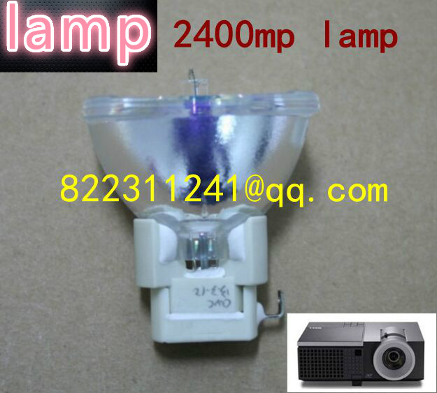 Projector Lamp Bulb 310-7578 / 725-10089 / 0CF900 for DELL 2400MP original projector bare lamp for 725 10089 310 7578 2400mp for dell 2400mp bulb projectors