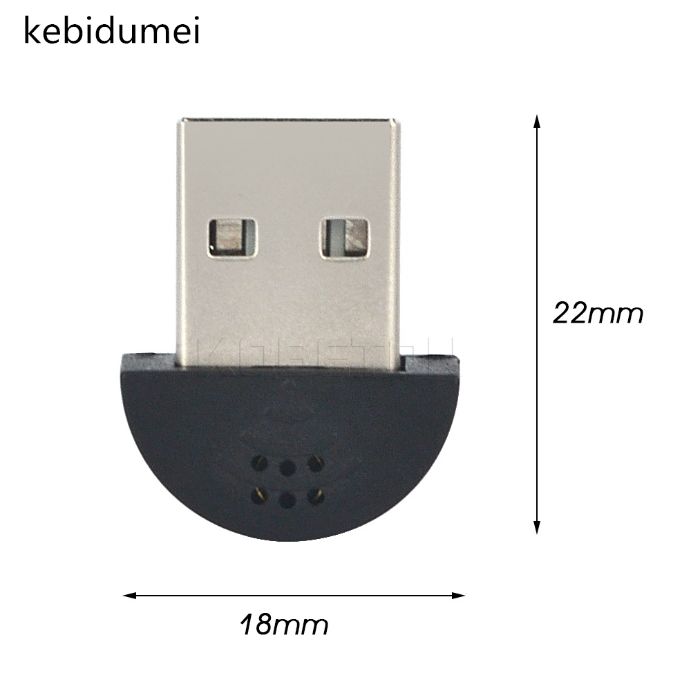 kebidumei mini usb 2 0 microphone mic delicate audio adapter driver free for msn pc notebook. Black Bedroom Furniture Sets. Home Design Ideas