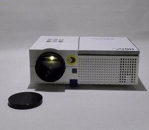 Image 4 - ViEYiNG LED chiếu HD 1920x1080 rạp hát tại Nhà máy chiếu 3D chiếu LCD Proyector Full HD projetor Pk led96 bt96 m5 Máy Chiếu