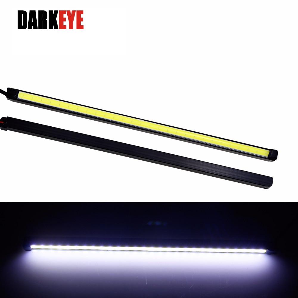 Automobilsko svjetlo za maglu LED dnevna svjetla 7030SMD LED DRL - Svjetla automobila - Foto 1