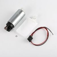 New 255LPH High Flow Fuel Pump Universal In tank Gasoline Auto Car Fuel Pump High Performance Fuel Pump for Tuning Cars