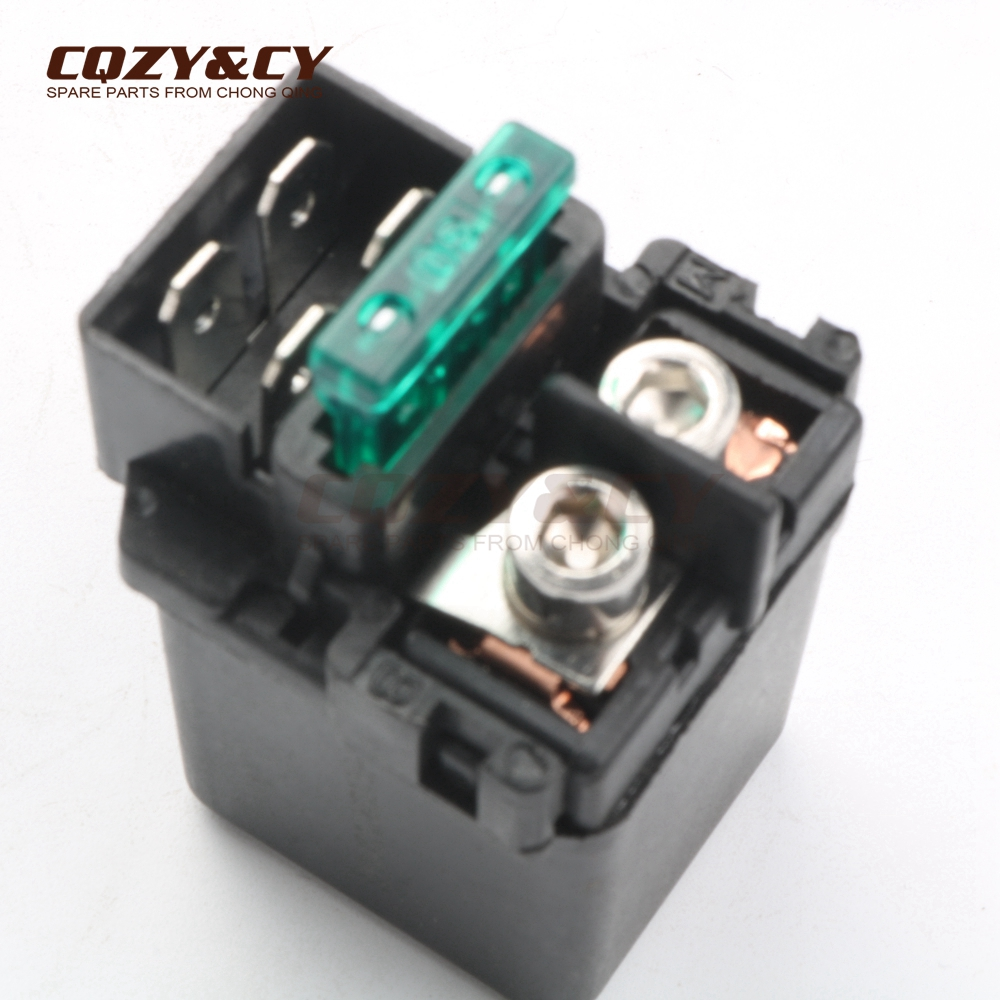 Starter Relay Solenoid For HONDA VT750 CTX700 CB500 NC750 CB650 CBR650  NX400 CBR500 CRF 250 35850 MT4 003-in Motorbike Ingition from Automobiles  ...