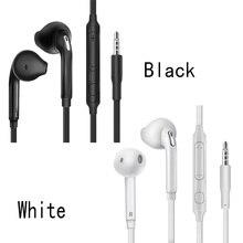 헤드폰 음악 이어폰 스테레오 게임 xiaomi iphone 용 마이크가있는 유선 이어폰 이어폰 samsung mp3 music headset