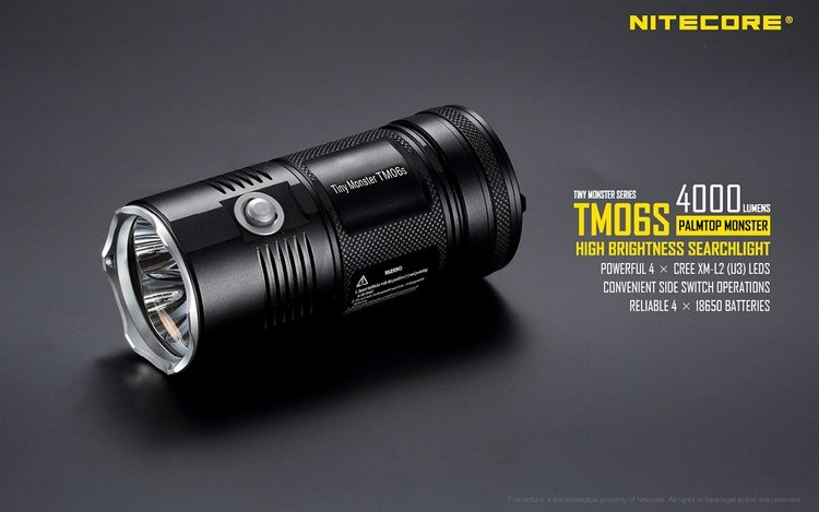 flashlight waterproof