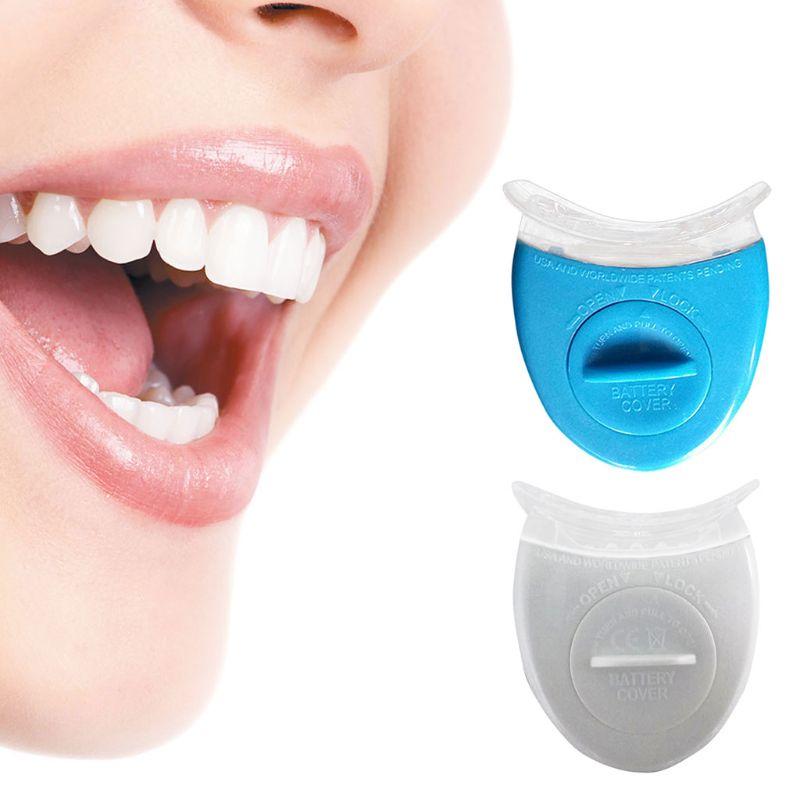 Beauty & Health Oral Hygiene Nice New Professional Gel Dental Whitening Bleaching Teeth Lamp Bule Led Accelerator Brightening Tooth Light Treatment Freeshipping