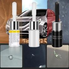 Инструмент для ремонта лобового стекла автомобиля, сделай сам, оконный экран, ветровое стекло, царапина, трещина, точечный Набор для восстановления, дропшиппинг, резиновые лезвия, полоски