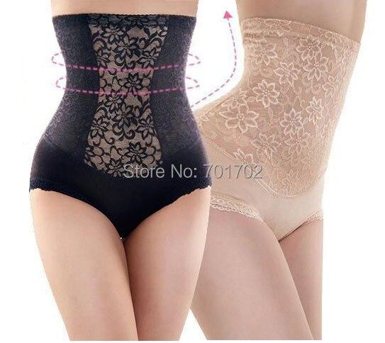 Asian Sz High Waist Shapewear Sexy Lace Plus Magic Body shaper Waist Shaper Lift Butt Lifter waist Shaper panty Hot Body Shapers.jpg