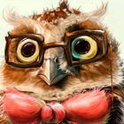 Full Square Diamond embroidery Animal Cross stitch Full Diamond mosaic Glass Owl DIY Diamond painting