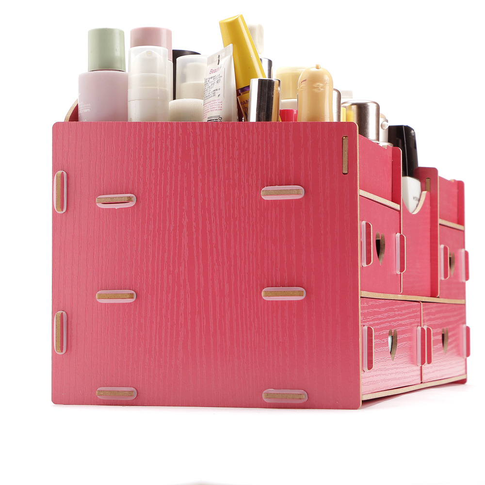 wood makeup organizer Picture - More Detailed Picture about ...