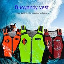 Полиэстеровый жилет для взрослых куртка плавания катания на