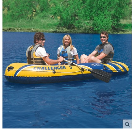 Free shipping inflatable boat for fishing inflatable boat for 3 person fishing boat
