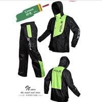 New Fashion Outdoor Sports Fishing Raincoat Suit Motorcycle Rain Jacket Poncho Large Size Rain Coat Men Rain Coat Adult Poncho