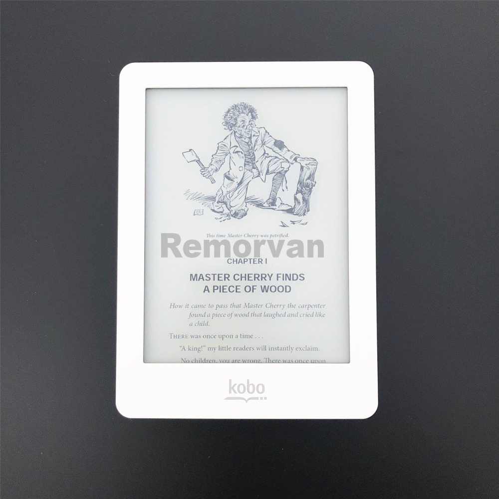 6 Inch e Book Reader E Ink Screen 800*600 Glare free with