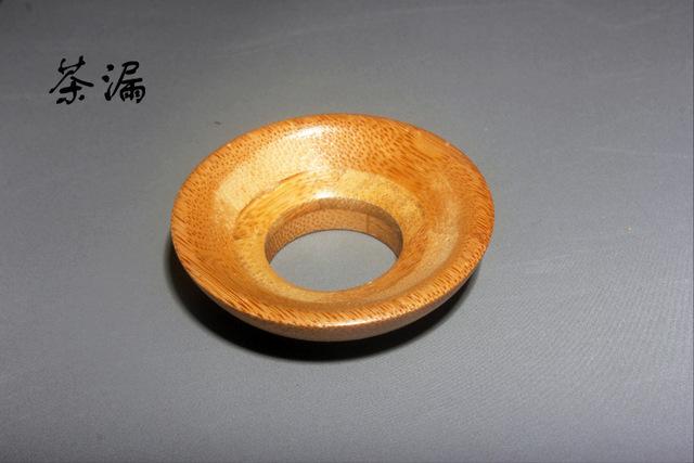 6PCS Tea Ceremony Accessories Bamboo Puer Matcha Ku Tea Cutter Clip Funnel Needle Spoon Set