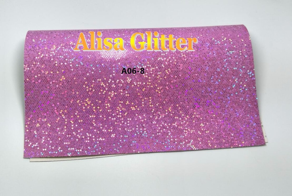 3 STKS 21X29 cm A4 SZI Alisa Glitter Laser Sterren Glitter stof Pu leer  Stof Synthetisch Leer Voor Boog DIY Behang A06 in 3 STKS 21X29 cm A4 SZI  Alisa ... cf44ca73ade5