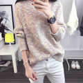 2016 autumn and winter pullover female student autumn colors autumn paragraph blouses loose sweater tide