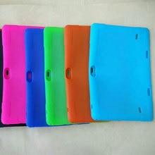 Funda de silicona para 10 pulgadas T805C Waywalkers Myslc MT6592 Octa Core Tablet PC