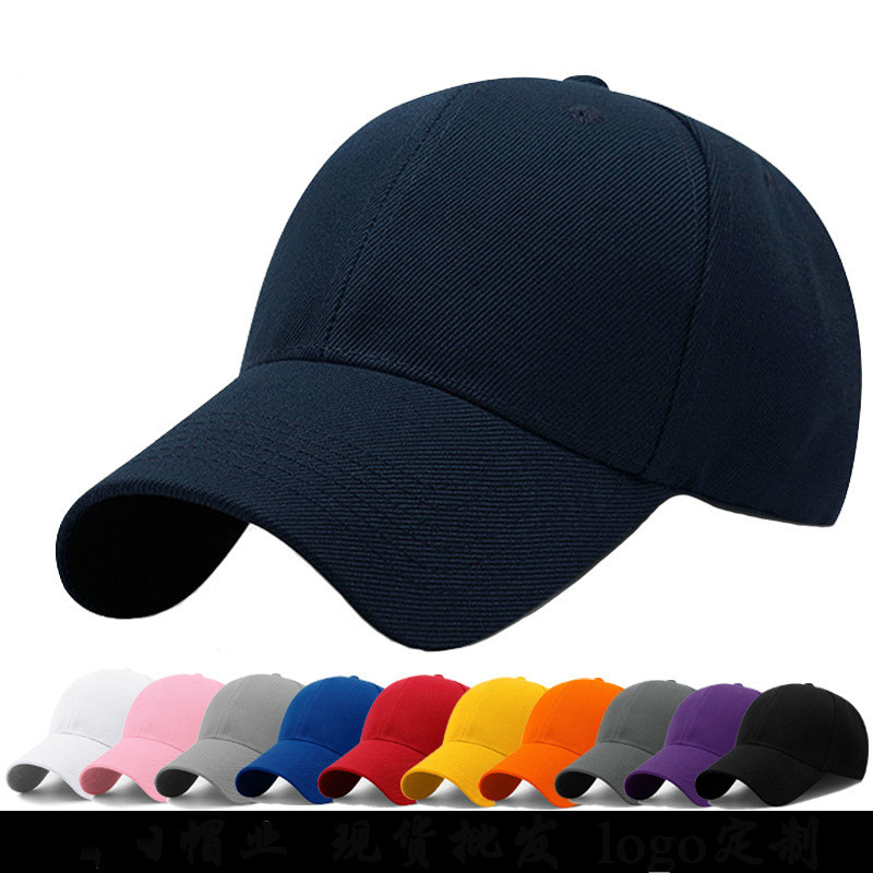 3pcs/lot Cotton Caps With Adjustable Adult Caps