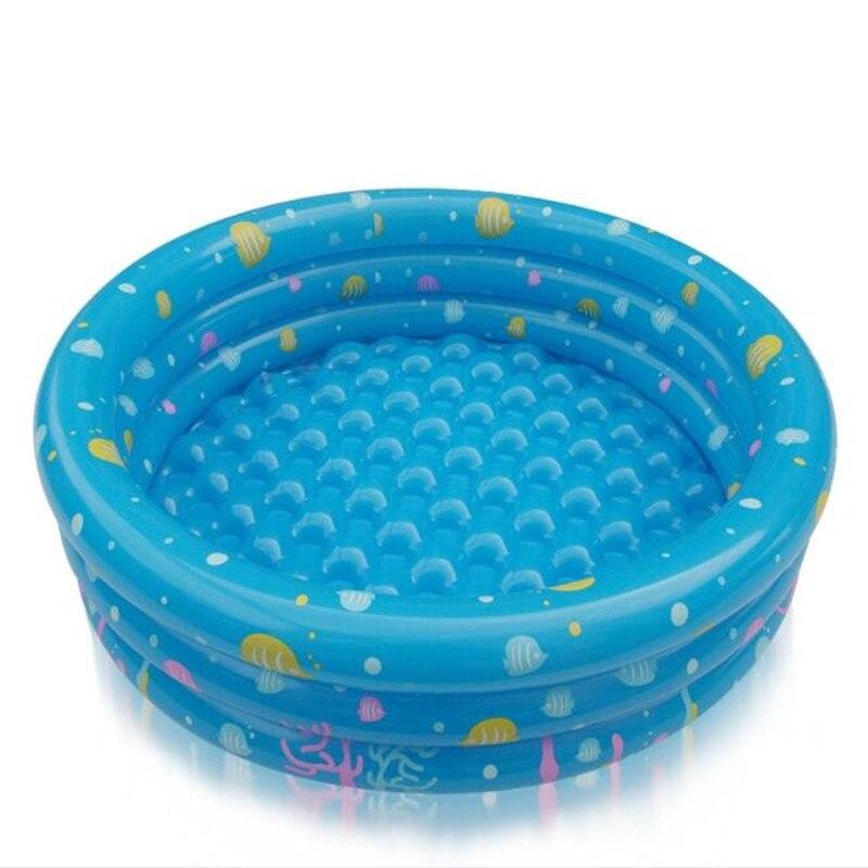 Piscine gonflable bébé piscine bébé Piscina Inflavel pour nouveau-né Portable extérieur enfants bassin baignoire pour bébé
