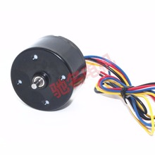 Brushless DC Motor, 3525 Brushless with Signal Velocity, PWM Debugging Motor, BLDC12V24V Micro Motor цена