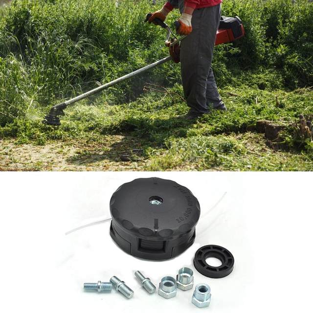 Trimmer Head for Echo Speed Feed 400 SRM-225 SRM-230 SRM-210 Echo Weed Eater Pas210 Pas211 Pas225