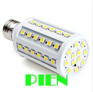 Bombillas led e27 15w 12w 220V E14 110V led lampadas de casa corn bulb lights energy saving blanco frio Free shipping 2pcs