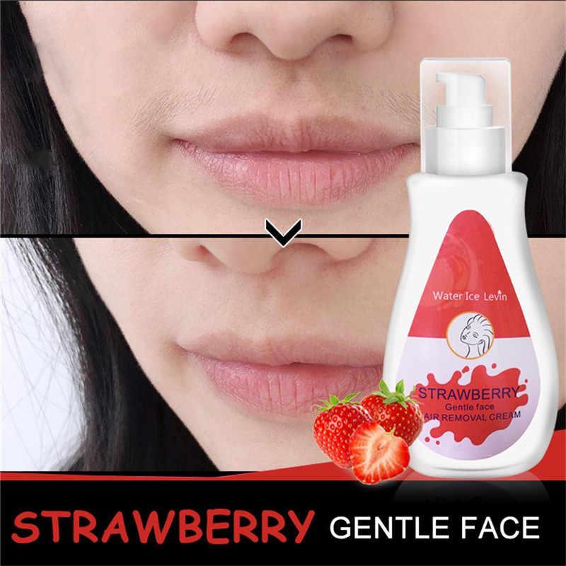SHVYOG Upper Lip Hair Remove Cream Mustache Painless Depilatory