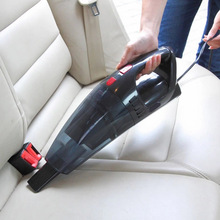 Car Vacuum Wet&Dry Dual Use Cleaner Portable Handheld 12V 96W 3500mbar Dirt Dust Convenient Filter for Car Auto