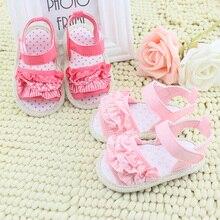 Босоножки подошвой сандалии мягкой прекрасный малыш - девушка м обувь