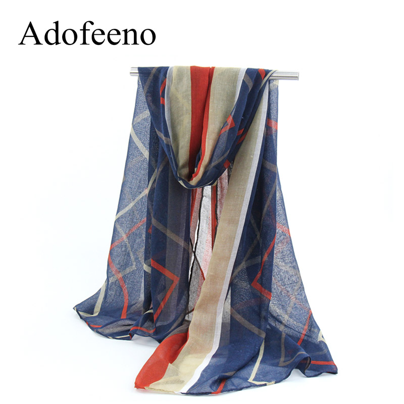 Adofeeno New Spring Summer Scarf Women Voile Cape Poncho Echarpe for Women Girls Sunscreen 170 80CM