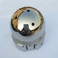 High Quality Scrotum Protective Cover Stainless Steel Penis Bondage Pendant Scrotum Stretcher Adult Sex Toys For