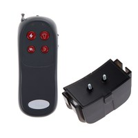 Remote Small Med Dog Training Shock Vibrate Collar Trainer Safe For Pet Free Shipping DHL EMS