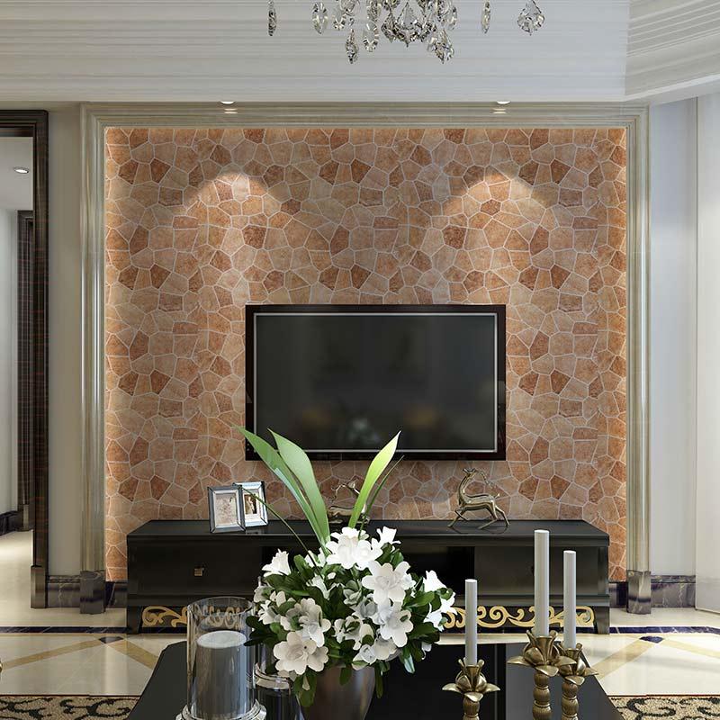 Купить с кэшбэком beibehang Marble renovation stickers waterproof thickening furniture door wardrobe imitation marble pvc self-adhesive wallpaper
