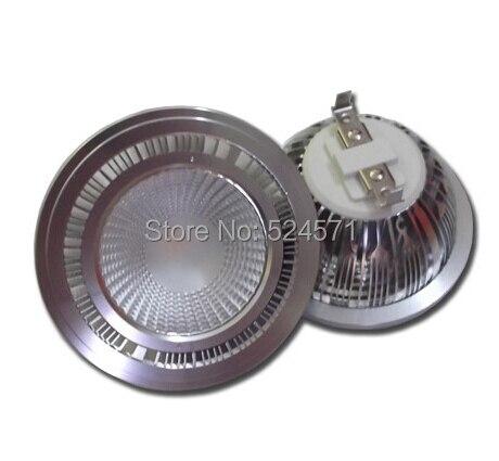 Бесплатная доставка 30 шт. 15 Вт супер COB <font><b>LED</b></font> AR111 QR111 ES111 лампа Светодиодная лампа 15 Вт <font><b>G53</b></font> светодиодные пятно света светодиодные лампы 85-265 В