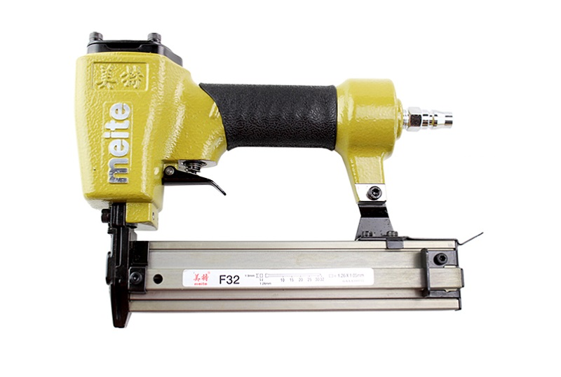 New F32 Pneumatic Nail Gun Air Stapler Gun Air Nailer Tools for Decoration/Leather/Shoes F10 F32