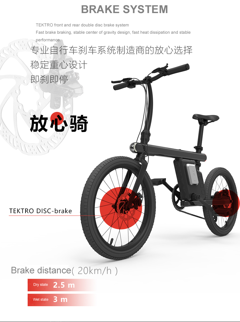 HTB1xd84XE rK1Rjy0Fcq6zEvVXaR - 20inch Electrical metropolis bike 36V lithium battery   fold electrical bicycle pace model 250w motor Pure electrical driving ebike