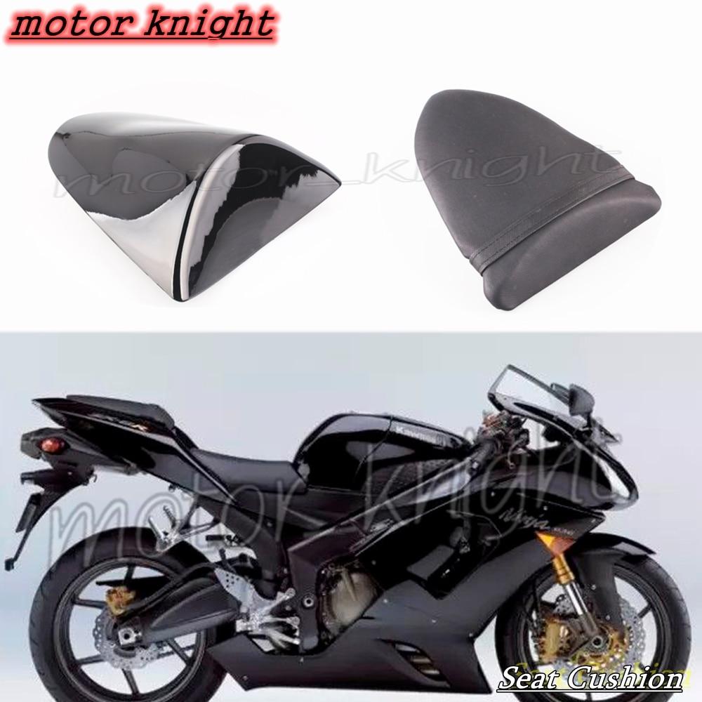 For Kawasaki Ninja ZX636 2005-2006 /& ZX10R 2006 2007 Rear Pillion Passenger Seat