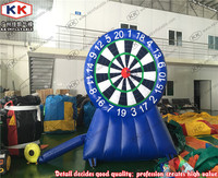 8.3ft Height Inflatable sticky dart board for rental party business