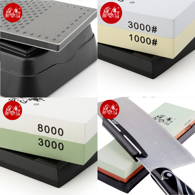 TAIDEA Whetstone Sharpener Knife Sharping Tools White Corundum 360#600# 1000#3000# 3000#8000# Anger Guide For Free Free Shipping