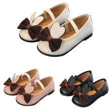 2019 Girls Summer Sandals Baby Girl Fashion Bowknot Toddler Kids Shoes With Sweet Princess Soft Childrens Beach Flat P30