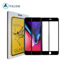 VALAM Tempered Glass Screen Protector For iPhone 7 9H Hardness plus Full Cover 3D Curved Edge 8 8plus