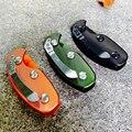 3 Cores Avaliable Engrenagem EDC Bolso Leve Clipe Chave Necessário Chave Da Liga de Alumínio Braçadeira
