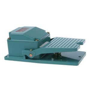 Image 5 - Переменный ток 250 В 15A 1NO 1NC Мгновенный Педальный ножной переключатель w кабельный сальник