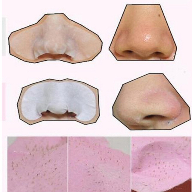 7 in a Pack Pig Nose 3 Step Blackhead Remover
